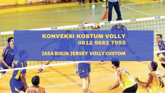 Konveksi baju volly, bikin jersey volly, produksi kaos volly, pesan seragam volly, bikin baju volly, baju volly custom, jersey volly custom, bikin baju volly murah custom